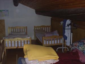 Le dortoir en gestion libre